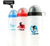 Coolchange Открытый 700ML Пластиковые бутылки с водой