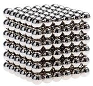 Juguetes Magnéticos 216 Piezas 5 MM Juguetes Magnéticos Bloques de Construcción Bolas magnéticas Juguetes ejecutivos rompecabezas del cubo