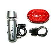 Eclairage de Vélo / bicyclette Lampe Arrière de Vélo Cyclisme Transport Facile AAA Lumens Batterie Cyclisme
