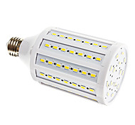 20W B22 E26/E27 LED Corn Lights T 98 leds SMD 5730 Warm White Cold White 1600lm 3000-3500K AC 220-240V