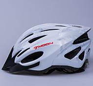 MOON Универсальные Велоспорт шлем 21 Вентиляционные клапаны ВелоспортГорные велосипеды Шоссейные велосипеды Велосипеды для активного