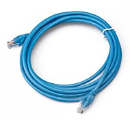 abordables -alta calidad cat5e rj45 red ethernet cable 3m 9 pies