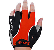 cheap -Nuckily Sports Gloves Bike Gloves / Cycling Gloves Breathable Wearproof Shockproof Anti-skidding Fingerless Gloves Lycra PU Cycling / Bike