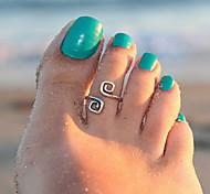 Женский Украшения для тела Кольца для пальцев ног Уникальный дизайн бижутерия Мода Сплав Бижутерия Бижутерия Назначение Повседневные
