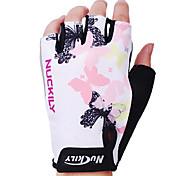 Недорогие -Nuckily Спортивные перчатки Перчатки для велосипедистов Без пальцев Велосипедный спорт / Велоспорт