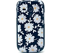 Beautiful Daisies Design Hard Case Cover for Samsung Galaxy S3 Mini I8190