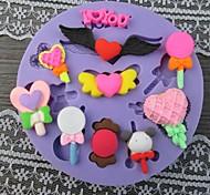 cheap -Baby Toy Shaped Bake fandant mold,L9cm*W9cm*H1cm