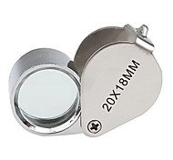 20x 18mm Jewelers Loupe or Magnifier
