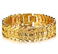 preiswerte -Damen vergoldet Manschetten-Armbänder Armband - Stilvoll Armbänder Für Hochzeit Party Veranstaltung / Fest Alltagskleidung Alltag Normal