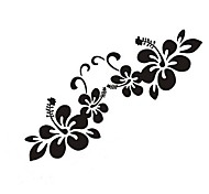 cheap -Plant Flowers Bumper Special Car Stickers.