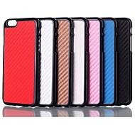 Für iPhone 6 Hülle / iPhone 6 Plus Hülle Geprägt Hülle Rückseitenabdeckung Hülle Geometrische Muster Hart PCiPhone 6s Plus/6 Plus /