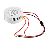 cheap -0.3A 31-36W DC 90-140V to AC 85-265V Circular External Constant Current Power Supply Driver for LED Ceiling Lamp