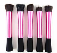 1pcs Foundation Brush Nylon Hair Rose Blusher/Foundation/Powder Brush Random Type(17x3x2cm) Cosmetic BrushesMakeup Brushes