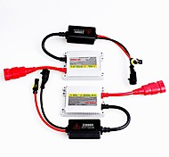 cheap -12V 55W H7 Slim Hid Xenon Quick Start Aluminum Ballasts for Hid Headlights