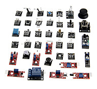 cheap -KT0012 37-in-1 Sensor Module Kit for Arduino (Works with Official Arduino Boards)