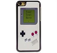 Недорогие -персональный подарок игра случай консоли металлическая конструкция для iPhone 5с