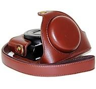 Недорогие -dengpin® кожаный чехол для камеры личи шаблон с плечевым ремнем для сони TKS-RX100 II м2 м3 RX100 RX100 III