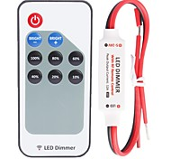 cheap -Remote Control Plastic Lighting Accessory 4(1.6'') 8.5(3.3'') 0.7(0.3'')