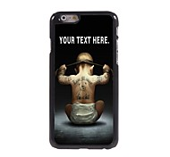 """cheap -Personalized Case Boy Design Metal Case for iPhone 6 (4.7"""")"""