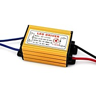 cheap -AC 100-240V to DC 2-13V (1-3)x1W LED Driver Ceiling Transformer Power Supply