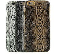cheap -Snake Skin Design Pattern Hard Cover for iPhone 6   iPhone Cases