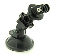 cheap -Suction Cup Mount / Holder For Action Camera Gopro 5 Gopro 3 Gopro 3+ Auto Snowmobiling Motorcycle Bike/Cycling