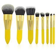 Недорогие -8pcs Наборы кистей Синтетические волосы Антибактериальный Лицо / Губа / Глаза MAKE-UP FOR YOU