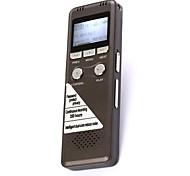 Недорогие -8g mp3 цифровой диктофон с ЖК-дисплеем