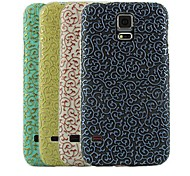 Hollow Design Pattern Hard Case for Samsung Galaxy S5 I9600