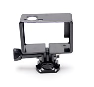 Smooth Frame Mount / Holder For Action Camera Gopro 4 Gopro 3+ Gopro 2 Universal Auto Military Snowmobiling Aviation Film and Music