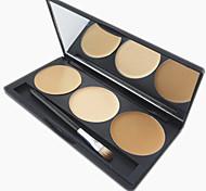 cheap -3 Concealer/Contour Dry Matte Powder Concealer Face