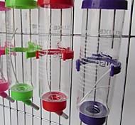 250ML Plastic Drinking Bottle for Pet Rabbit Hamster Mouse(Random Colour)