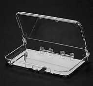 cheap -Crystal Case for New 3DS Protective Transparent Cover