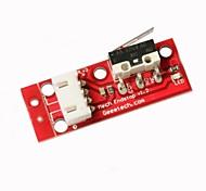 Недорогие -GETECH механический переключатель endstop модуль v1.2 механический концевой выключатель для 3D-принтер переключатель пандусы 1,4