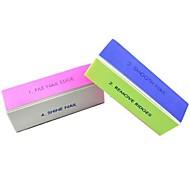 1PCS 4-Way Multi-Color Nail Art Buffing Block Sanding Files/Remove Ridges/Smooth Nail/Shine Nail