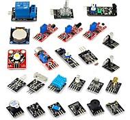 abordables -24 en 1 kit de sensor para Arduino