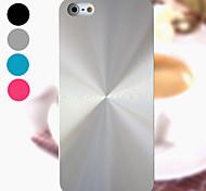 Für iPhone 5 Hülle Other Hülle Rückseitenabdeckung Hülle Farbverläufe Hart Metall iPhone SE/5s/5