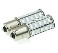 1156 20W 36X5730SMD 800-1200LM Yellow Light Led Bulb for Car Turn Lamp(A pair/AC12-16V)