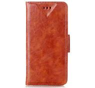 Für iPhone 6 Hülle iPhone 6 Plus Hülle Hüllen Cover Kreditkartenfächer mit Halterung Handyhülle für das ganze Handy Hülle Wort / Satz Hart