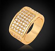 Кольца на вторую фалангу Классические кольца Цирконий Циркон Цирконий Камни по месяцу рождения БижутерияСвадьба Для вечеринок