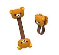 Недорогие -Медведь Pattern намотки кабеля
