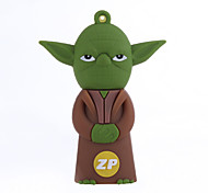 personagem Yoda zp usb 16gb pen drive flash de