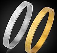 u7® из нержавеющей стали 316L цветочные браслеты Браслет-манжета никогда не увядает