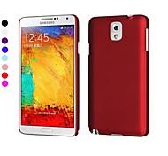 Недорогие -pajiatu жесткий мобильный телефон задней стороны обложки чехол для Samsung Galaxy Примечание 3 N9000