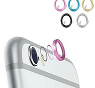 Metal Phone Lens Protector for iPhone 6 (Assorted Colors) iPhone Cases