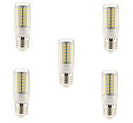 abordables -5W 450 lm E14 G9 E26/E27 Bombillas LED de Mazorca T 69 leds SMD 5730 Blanco Cálido Blanco Fresco AC 220-240V