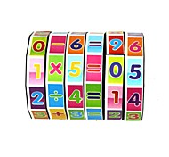 cheap -Math Toy Educational Toy Toys Eco-friendly Plastic Classic Pieces Children's Gift