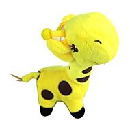 Недорогие -Игрушки Мягкие и плюшевые игрушки Мультяшная тематика Плюш Оригинальные Девочки Мальчики Подарок
