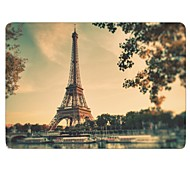 """Недорогие -Париж Эйфелева башня для всего тела защитный пластиковый корпус для MacBook Pro 13 """"/ 15"""" (не сетчатки)"""