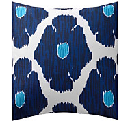 Современный икат полиэстер декоративная подушка крышка